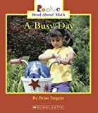 img - for A Busy Day (Rookie Read-About Math) book / textbook / text book
