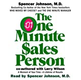 img - for The One Minute Salesperson book / textbook / text book