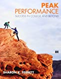 img - for By Sharon Ferrett Peak Performance: Success in College and Beyond (8th Edition) book / textbook / text book