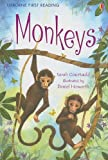 img - for Monkeys (Usborne First Reading Level 3) book / textbook / text book
