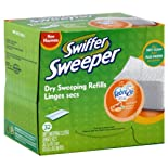 Swiffer Sweeper Dry Sweeping Refills, Citrus & Light, 32 ct.