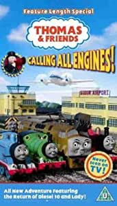 Thomas The Tank Engine And Friends: Calling All Engines [VHS]