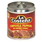 La Costena Chili Chipotle , 8er Pack...