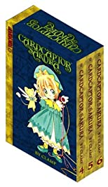 Cardcaptor Sakura: Boxed Set Volumes 4-6: Special Collector's Edition