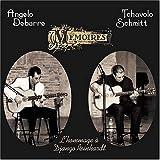 echange, troc Django Reinhardt & Angello Debarre & Tchavolo Shmitt - Mémoires: Memories Of Django