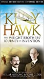 Kitty Hawk: The Wright Brothers' Journey of Invention [VHS]
