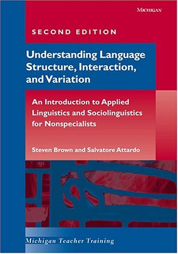 Understanding Language Structure, Interaction, and...