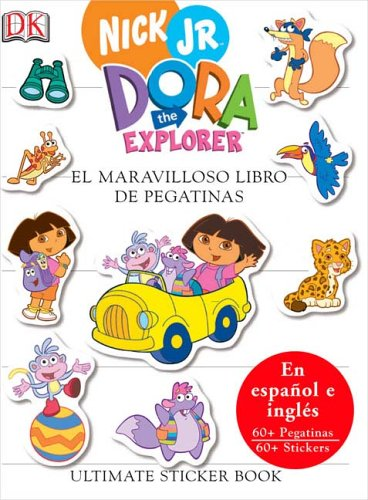 Dora the Explorer [With English and Spanish Stickers] (Ultimate Sticker Book)