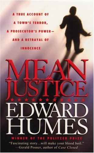 a response to edward humes article tough justice for juveniles