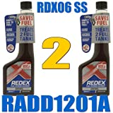 2 Redex Diesel Fuel System Cleaner Additive Treatment RDX06 Holts Now RADD1201A