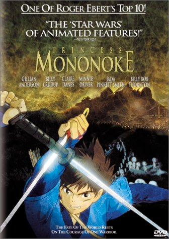 "Cover of ""Princess Mononoke"""