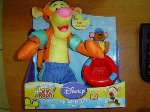 Disney Winnie the Pooh Splash Mates - Tigger - 1