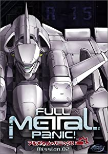 Full Metal Panic! - Mission 02