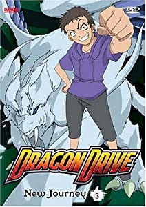 Dragon Drive Vol 3: New Journey