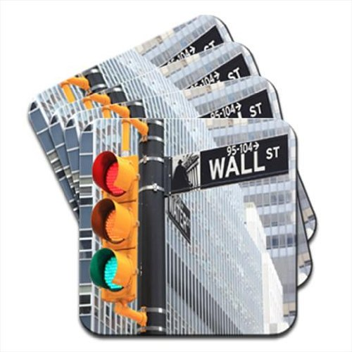 wall-street-sign-at-traffic-lights-in-new-york-set-of-4-coasters-by-fancy-a-snuggle