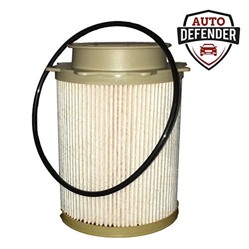 Auto Defender DF401-AD Fuel Filter for 6.7L Turbo Engines (1) (Cummins Turbo Diesel Engine compare prices)