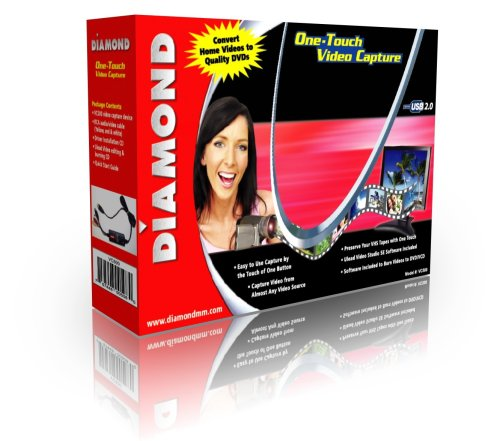 Diamond VC500 One Touch Video Capture Device