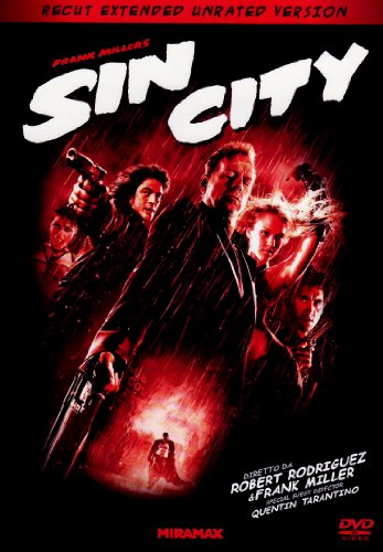 Sin City (Recut Unrated Special Edition) (2 Dvd) [Italian Edition]
