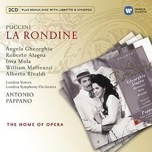 Puccini : La Rondine