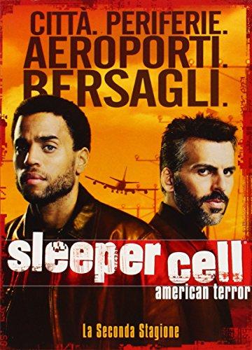 Sleeper Cell - Stagione 02 (3 Dvd) [Italian Edition]