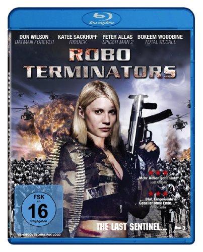 Robo Terminators [Blu-ray]