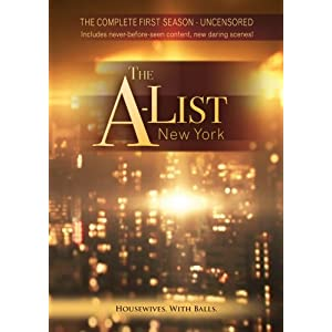 The A-List: New York - The Complete First Season (4 Discs) movie