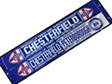 Chesterfield v Peterborough Johnstone's Paint Trophy Final scarf