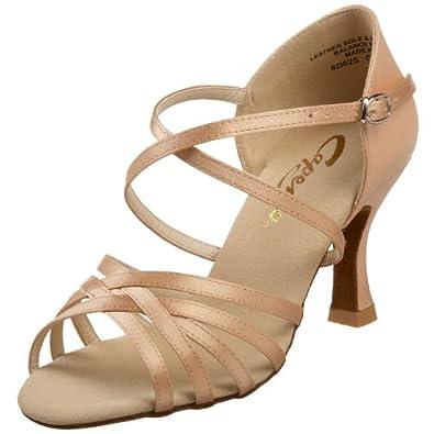 Capezio Women's Rosa 2.5 Social Dance Shoe