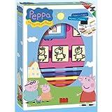 Peppa Pig - Timbres à Imprimer - 4 Tampons + 7 Feutres...