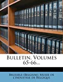 img - for Bulletin, Volumes 65-66... (French Edition) book / textbook / text book