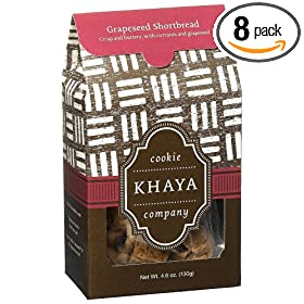 Save $15 on Select Khaya Cookies Products