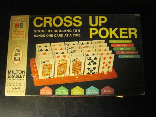 CROSS UP POKER - 1