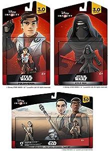 Disney Infinity 3.0: The Force Awakens Bundle - Amazon Exclusive