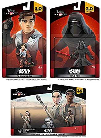 Disney Infinity 3.0: The Force Awakens Bundle - Amazon Exclusive