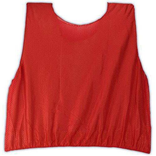 A&R Sports Scrimmage Vest, Junior, Red