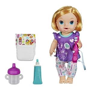 Brushy Brushy Baby Doll - Blonde