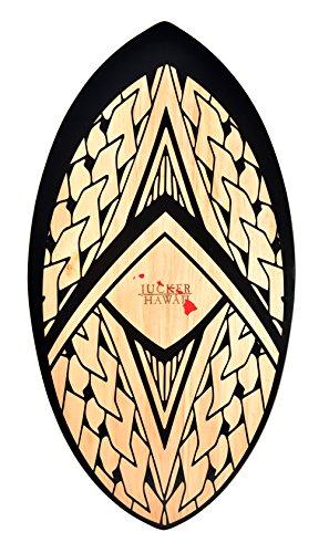 JUCKER HAWAII Skimboard ULUA - Tavola in legno