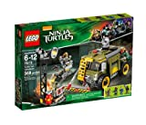LEGO Ninja Turtles 79115 Turtle Van Takedown Building Set