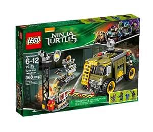 LEGO Ninja Turtles LEGO Ninja Turtles Turtle Van Takedown Building Set