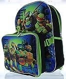 "Teenage Mutant Ninja Turtles 15"" Backpack with Lunch Bag"