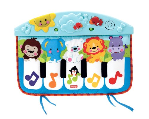 Fisher-Price Kick Precious Planet y Play Piano