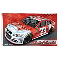 Kevin Harvick 2 Sided 3x5 Flag NASCAR 2013 Budweiser Car #29 w grommets by WinCraft