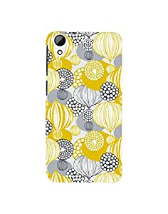 Aart Designer Luxurious Back Covers for HTC 626 + Flexible Portable Thumb OK Stand by Aart Store.