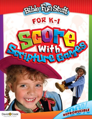 Score With Scripture Games (Bible Fun Stuff)