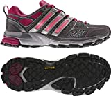 Adidas supernova riot ladies trail shoe uk 4.5 grey pink