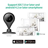 Wireless-Security-Camera-MiSafes-WiFi-Baby-Pet-Video-Monitors-1280x720p-HD-Remote-Home-Surveillance-Indoor-IP-Cameras-with-2-Way-Audio-Talk-for-iPhone-iPad-Android-Samsung-Sony-LG-Black