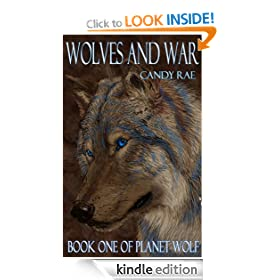 Wolves and War (Planet Wolf 1)