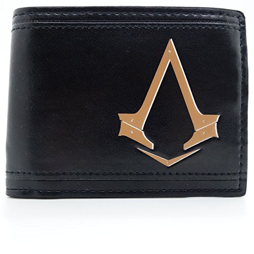 Ubisoft Assassins Creed Syndicate Nero portafoglio