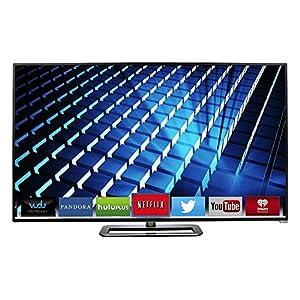 VIZIO M502i-B1 50-Inch Full-Array LED Smart TV (Certified Refurbished)