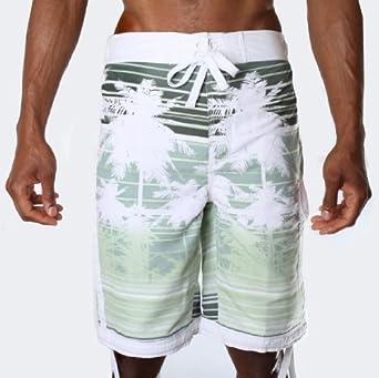 6a3f863a Alki'i Men's Hybrid Boardshorts with mesh lining - Isla Palms
